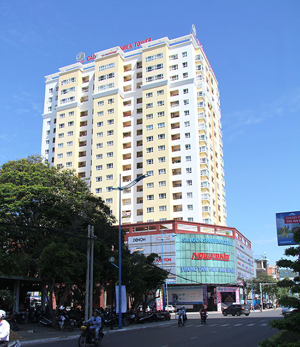 Saigonres Tower