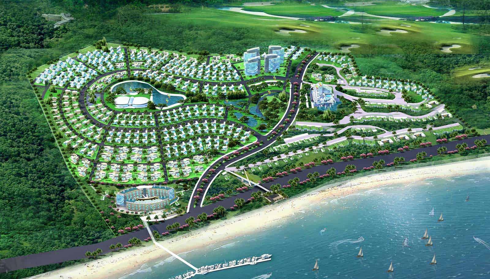 Sunny Villa dự án Nhà phố chất lượng phù hợp giá hấp hẫn
