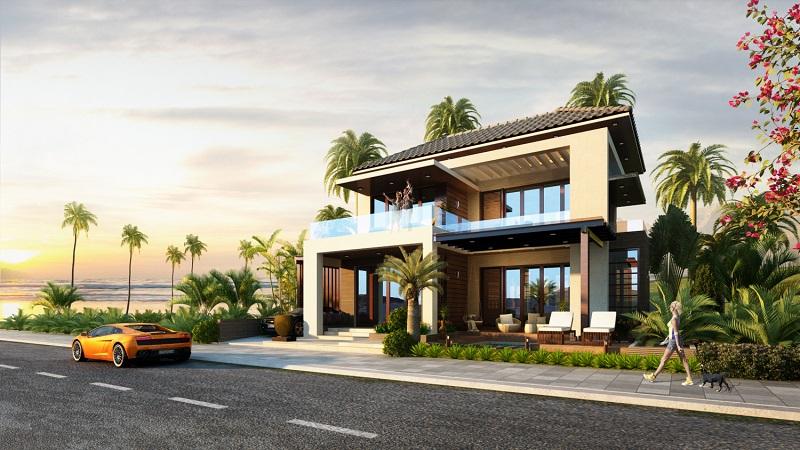Đất nền Diamond Bay Phan Thiết vẻ đẹp hài hòa chất lượng cao