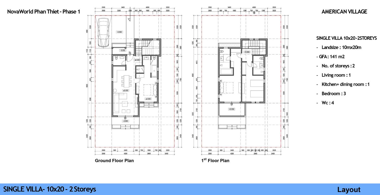 dự án nhà phố và biệt thự NovaWorld Phan Thiết