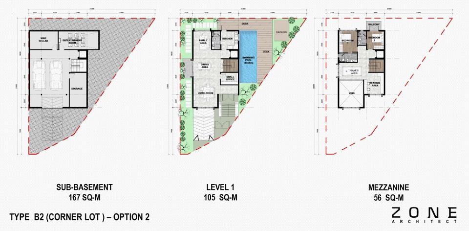 nhà phố và biệt thự King Crown Village thảo điền quận 2