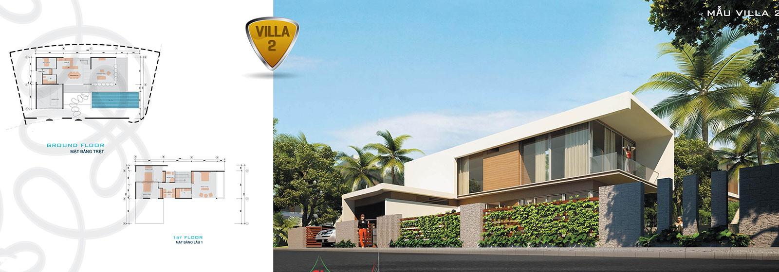 Lãng mạn & tiện nghi bên trong Khu dự án Sunny Villa Bình Thuận