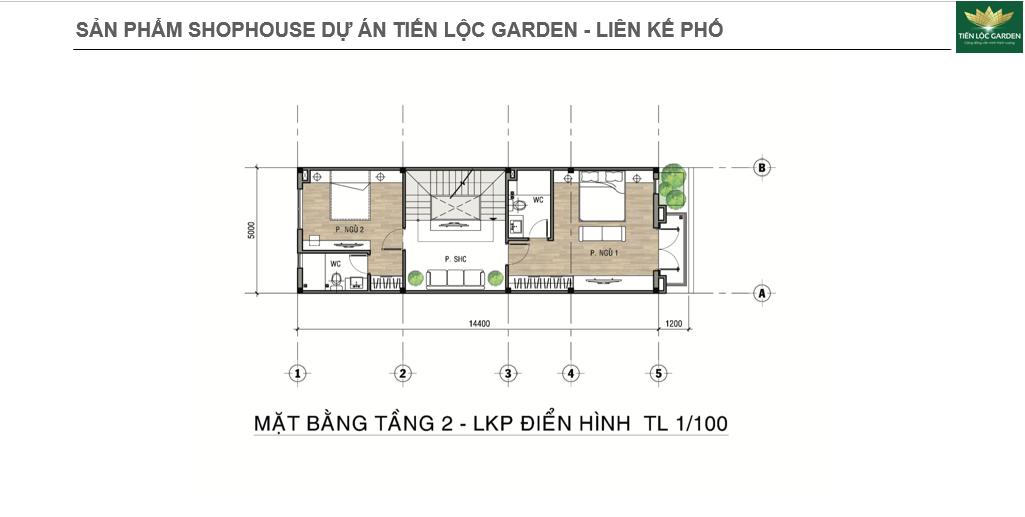 dự án tiến lộc garden nhơn trạch đồng nai