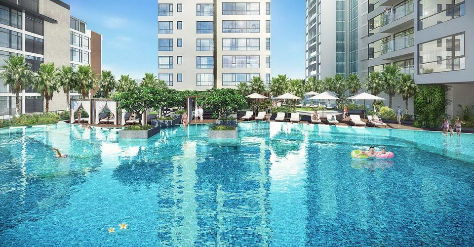 Cho thuê căn hộ chung cư Gateway Thảo Điền