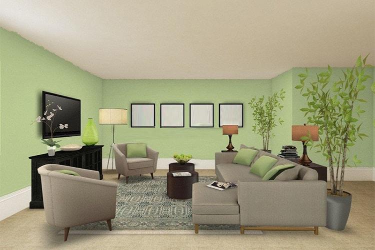 Cách chọn màu sơn nhà vừa đẹp hợp phong thủy mới nhất