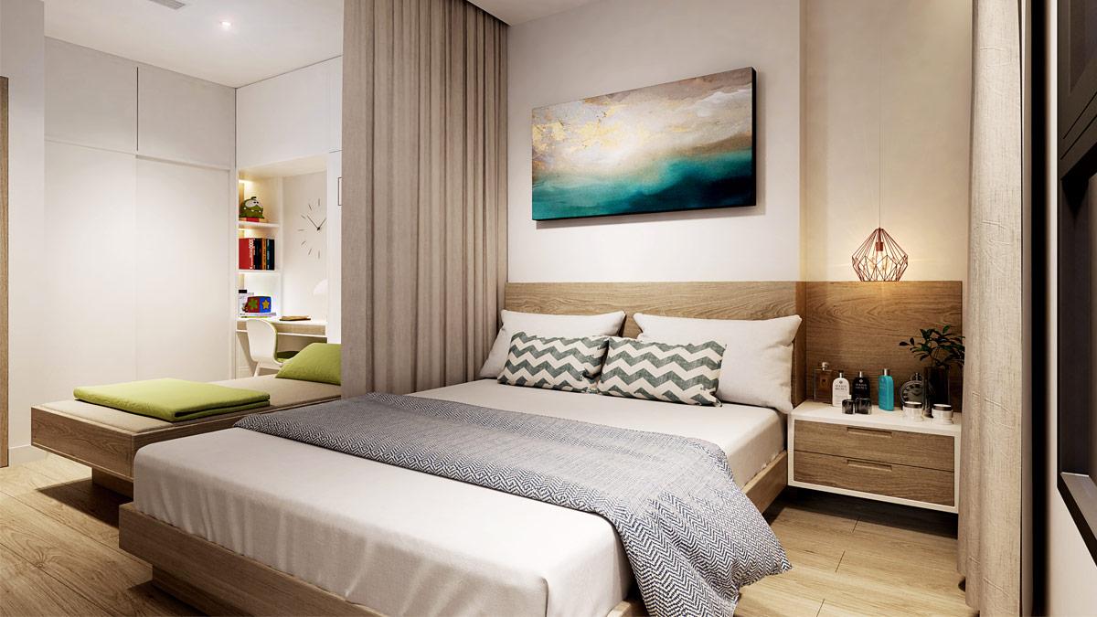 Cho thuê căn hộ chung cư Kingdom 101 13