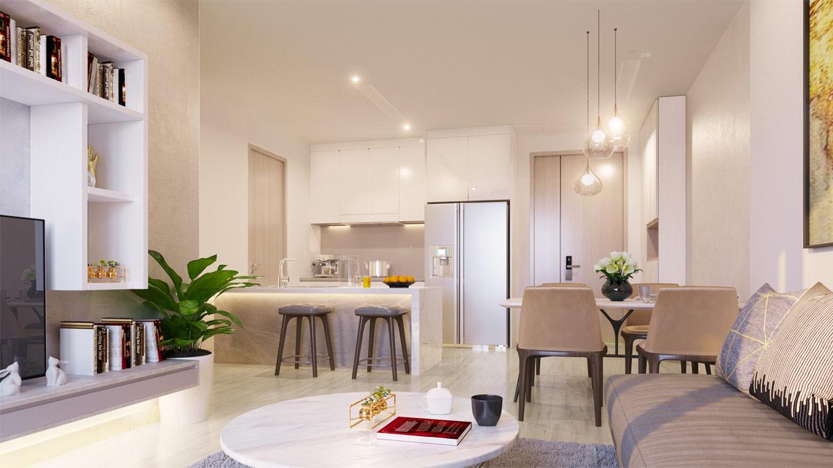 Cho thuê căn hộ chung cư Kingdom 101 16