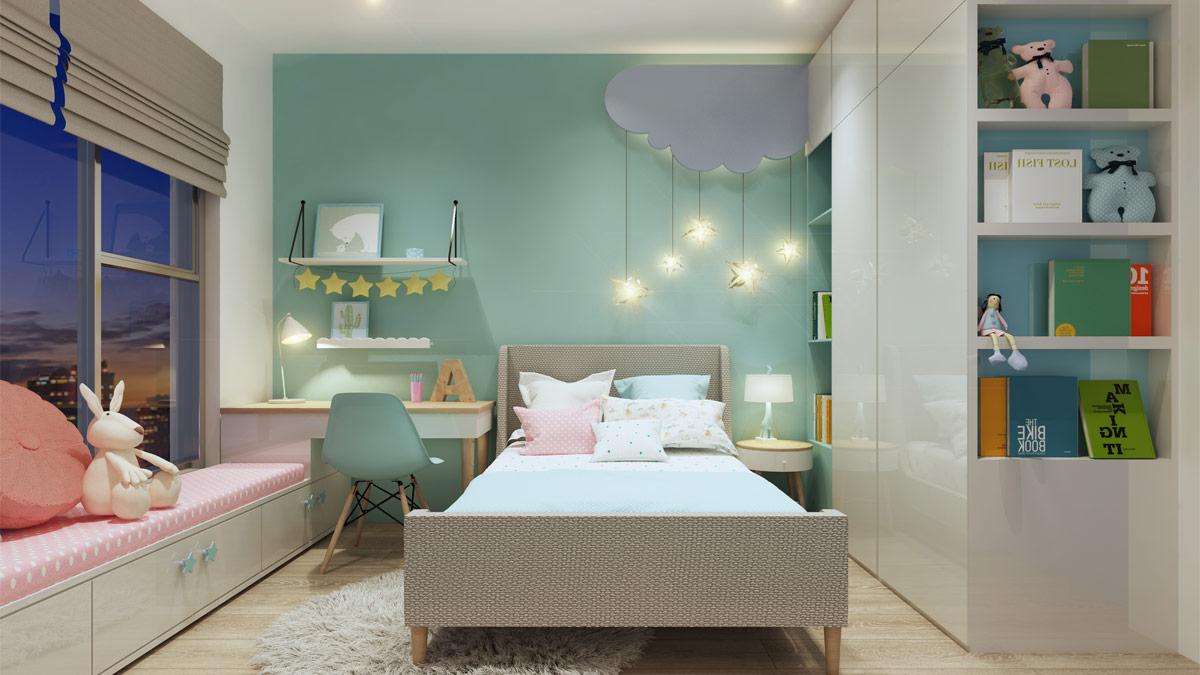 Cho thuê căn hộ chung cư Kingdom 101 26