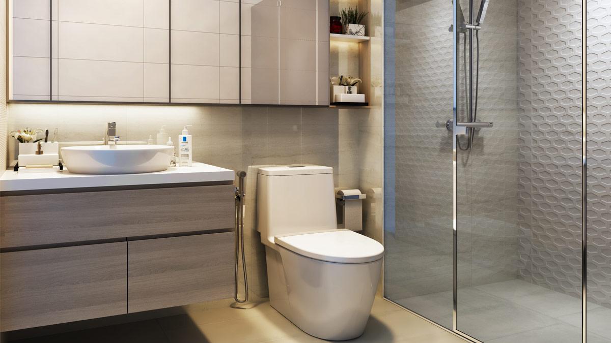 Cho thuê căn hộ chung cư Kingdom 101 28