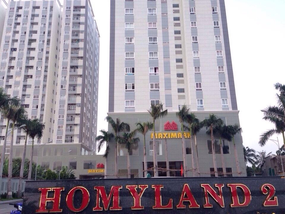 Cho thuê căn hộ chung cư Homyland 2 1