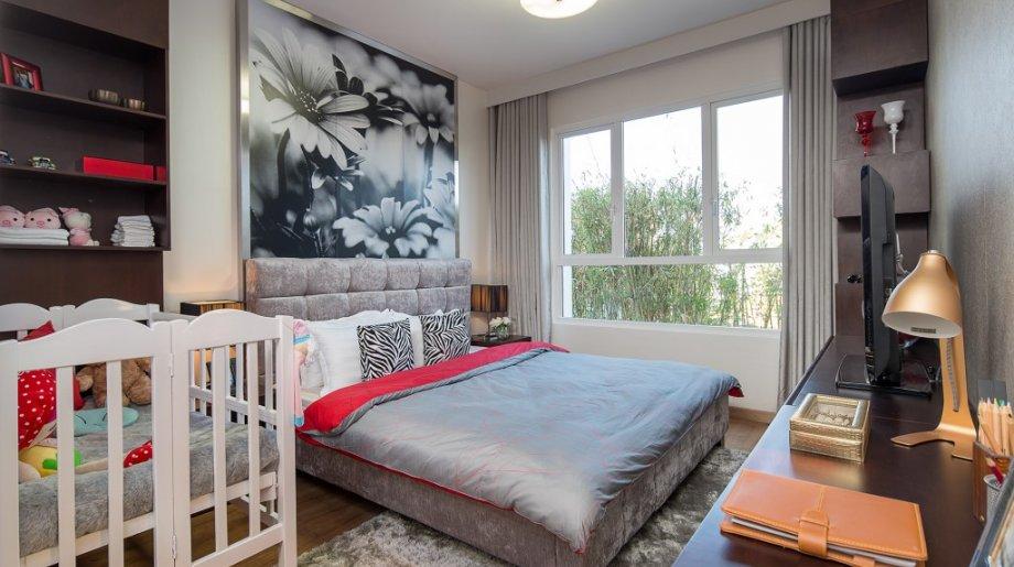 Cho thuê căn hộ chung cư The Krista