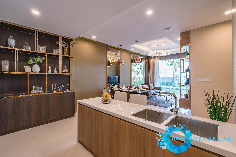 Cho thuê căn hộ chung cư One Verandah