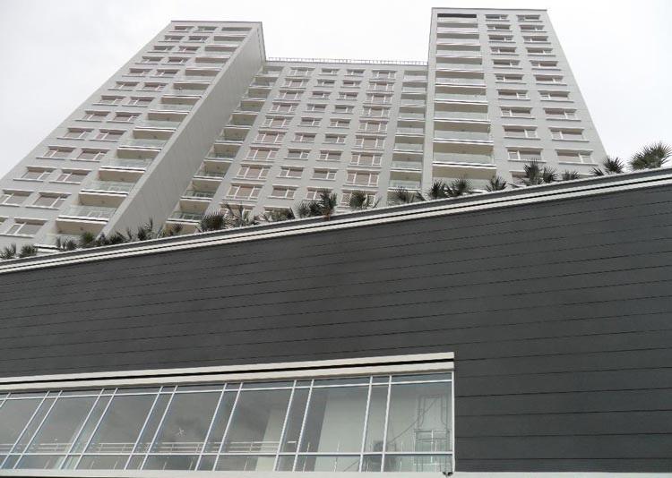 Cho thuê căn hộ chung cư Satra Eximland Plaza 18