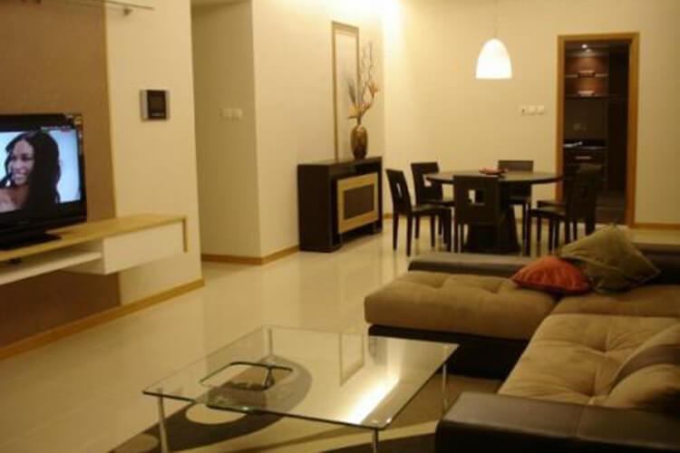 Cho thuê căn hộ chung cư PN Techcons