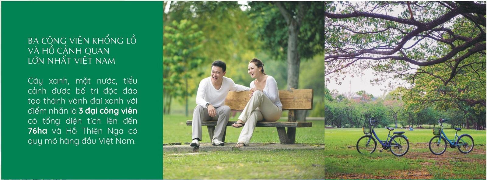 Dự án khu đô thị Swan Park nhơn trạch đồng nai