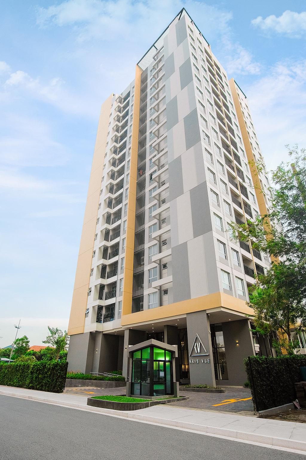 Cho thuê căn hộ chung cư Kris Vue