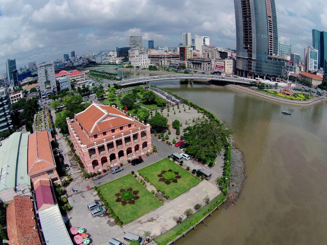 Dự án Khu phức hợp Nhà Rồng – Khánh Hội được TP.HCM chấp thuận