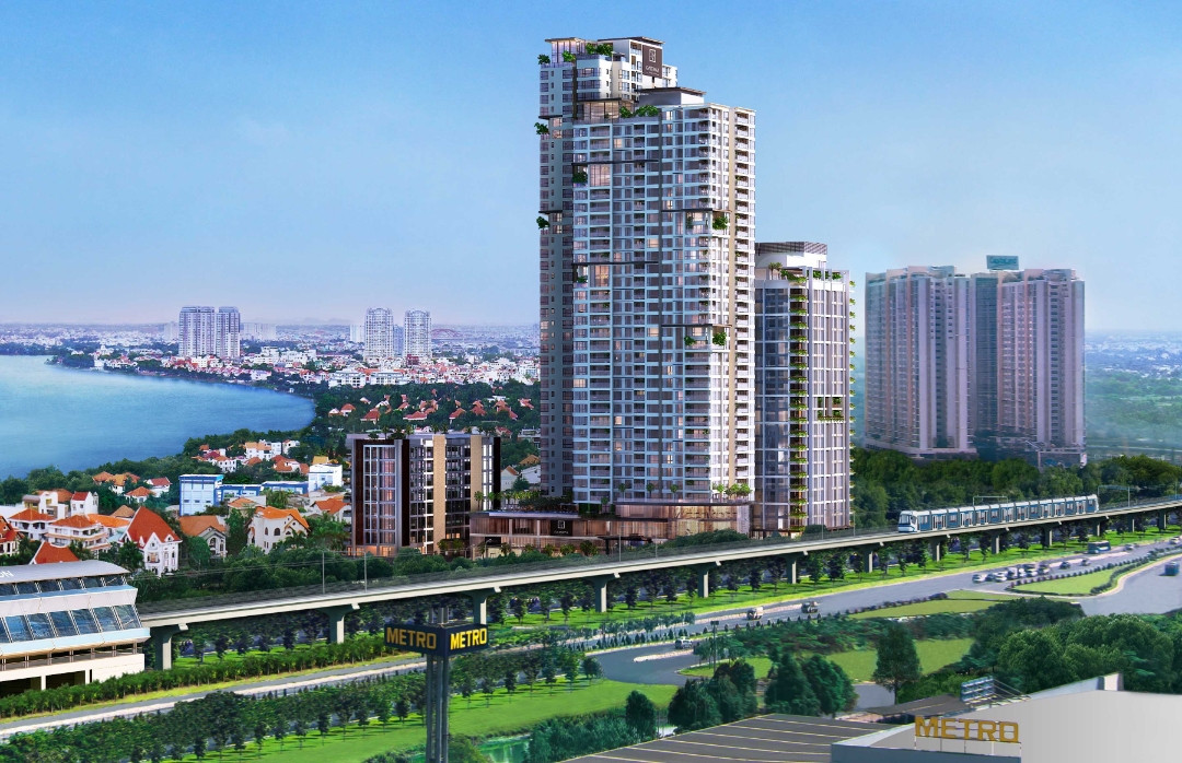 Chủ đầu tư SonKim Land và các dự án SonKim Land