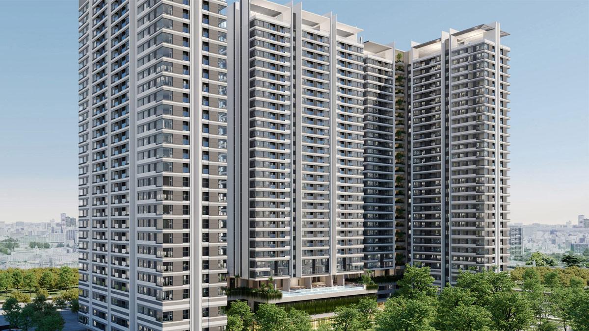 Cho thuê căn hộ chung cư Kingdom 101 2