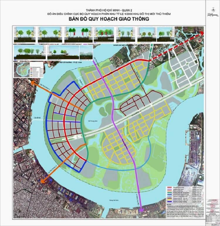 Quy hoạch bản đồ quy hoạch 1/5.000, 1/2.000 và 1/500 là gì ?