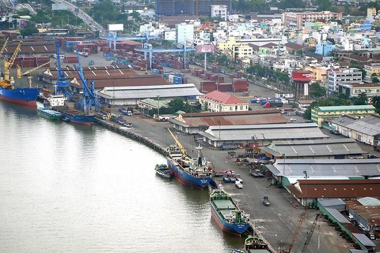 Quy hoạch đường Nguyễn Tất Thành Quận 4 Lên 40m