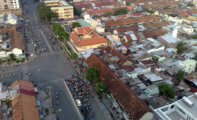 Quy hoạch đường Nguyễn Tất Thành Quận 4 Lên 40m 12
