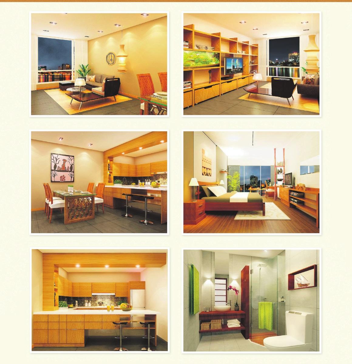Chung cư cao cấp Thảo Điền Pearl cho thuê – khu đô thị chức năng thành phố