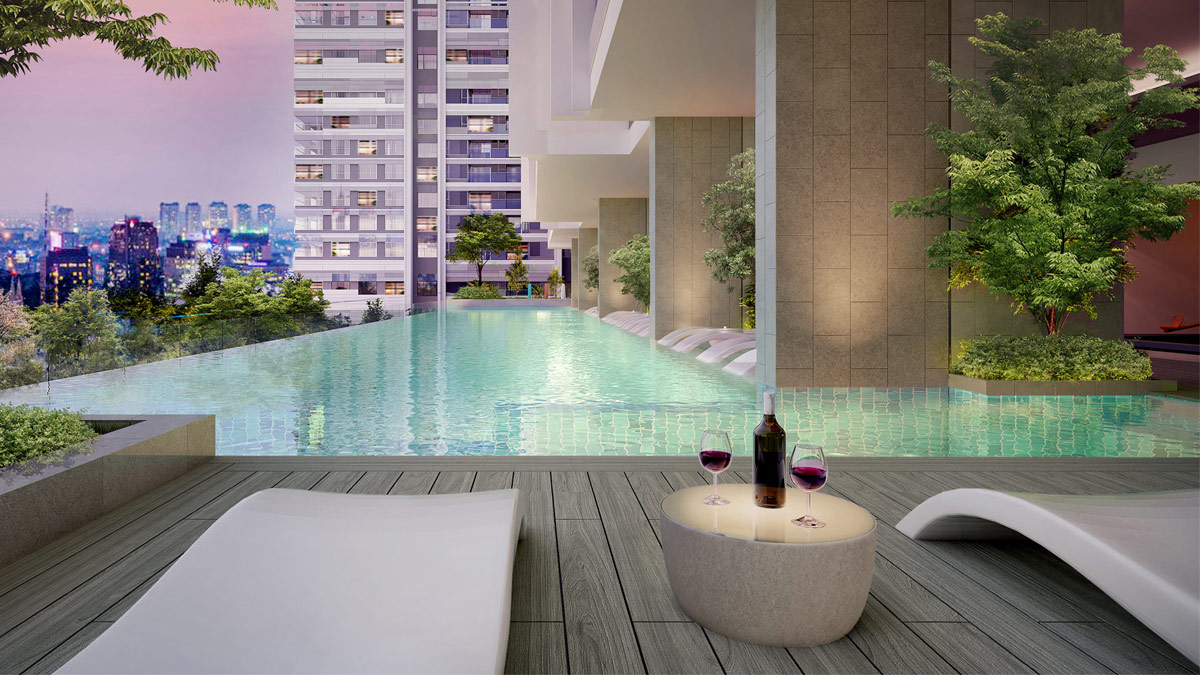 Cho thuê căn hộ chung cư Kingdom 101 8