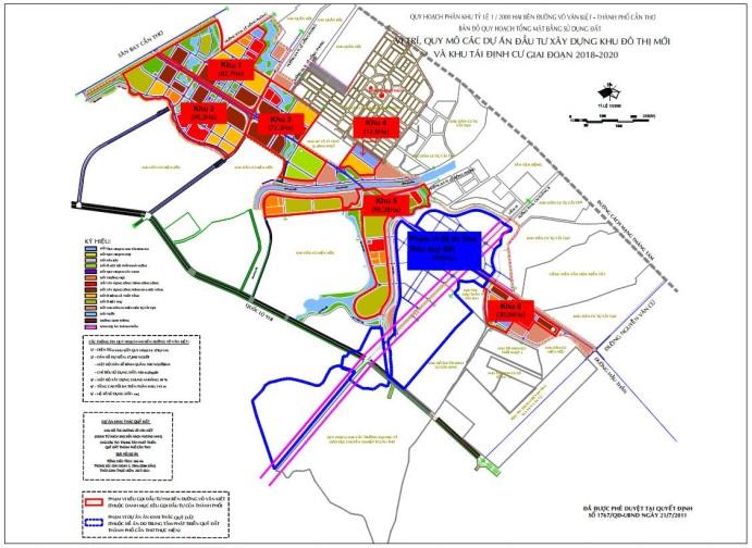 Công bố 28 dự án khu đô thị du lịch kêu gọi đầu tư tại Cần Thơ 10