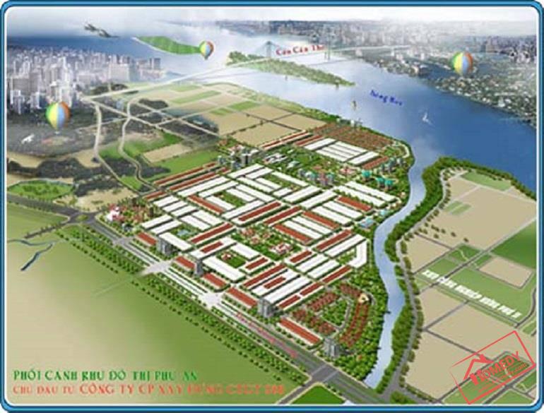 Dự án khu dân cư Phú An