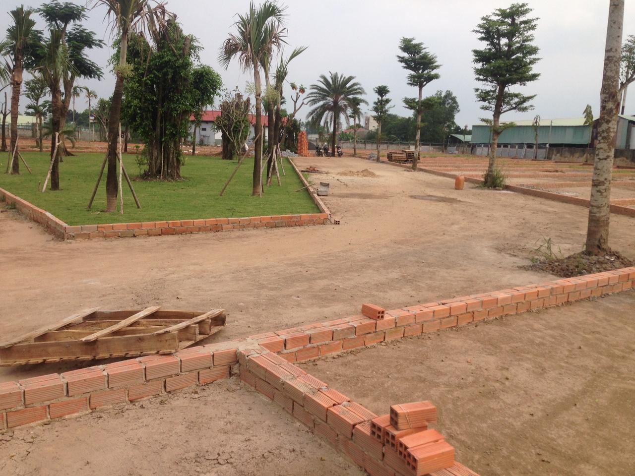dự án đất nền Shintoshi Kaze Củ Chi