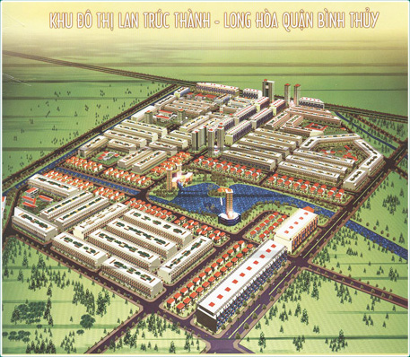 Khu đô thị Lan Trúc Thành Cần Thơ