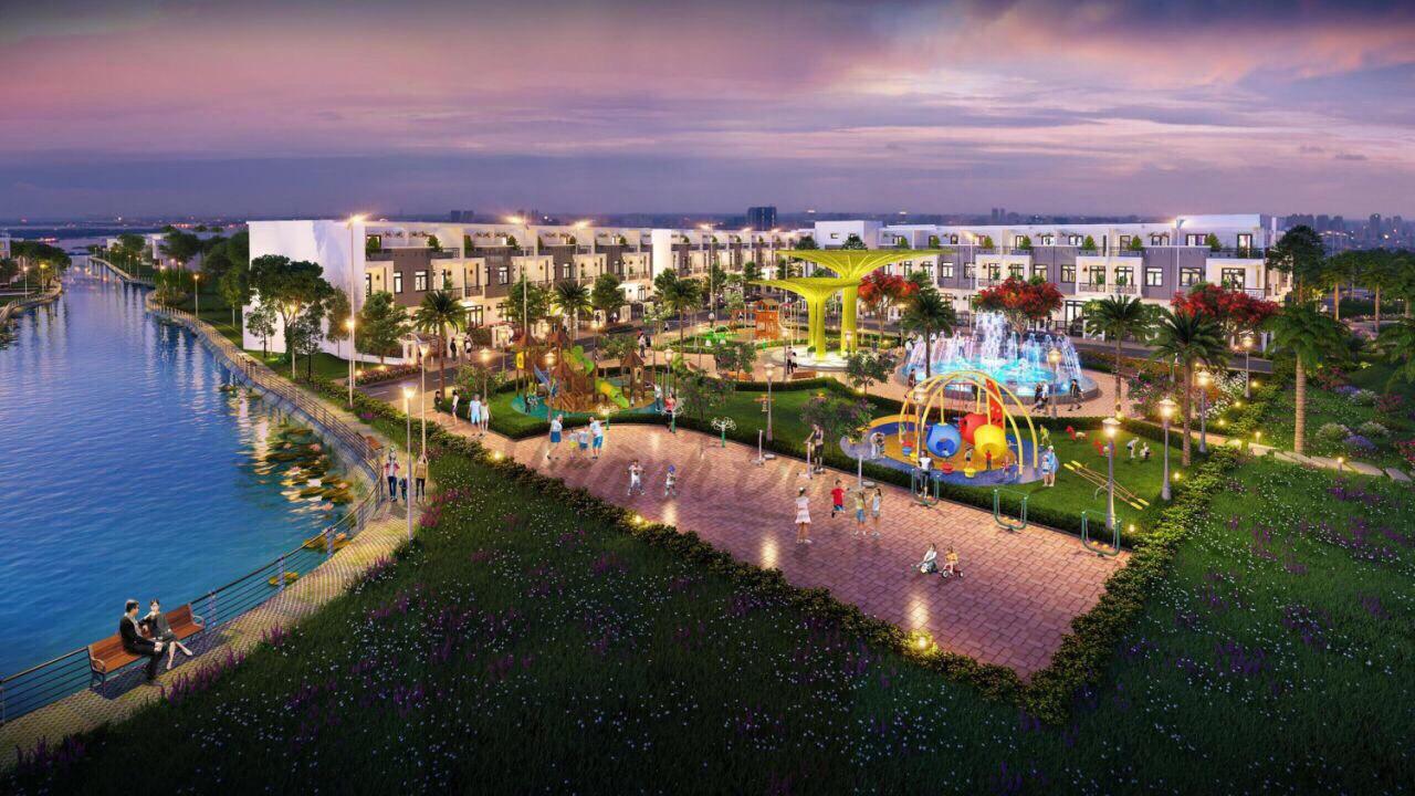 dự án đất nền Stella Mega City Cần Thơ