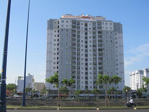 Cho thuê căn hộ chung cư Orient Apartment