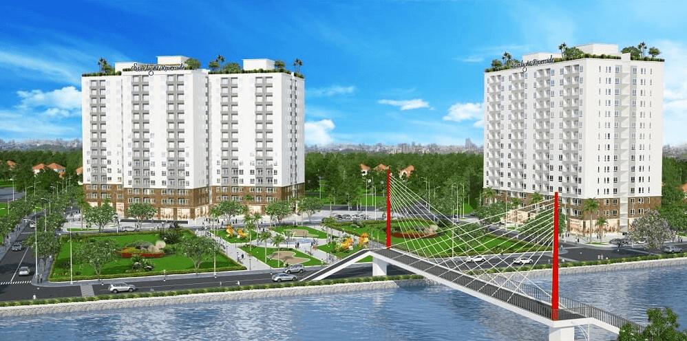 Bảng giá cho thuê căn hộ chung cư Starlight Riverside