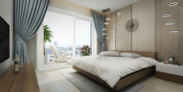Cho thuê căn hộ chung cư The Gold View quận 4
