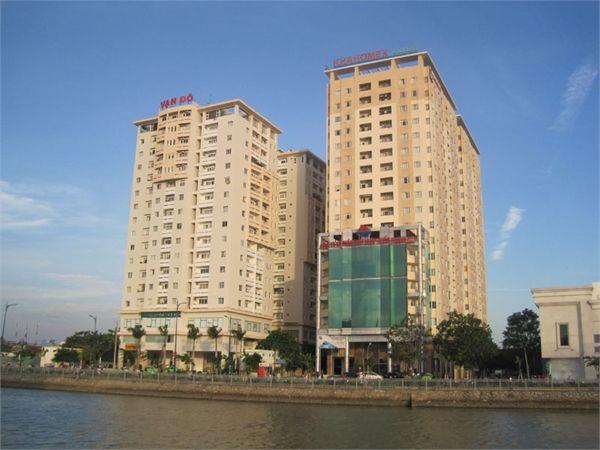 Cho thuê căn hộ chung cư Vạn Đô