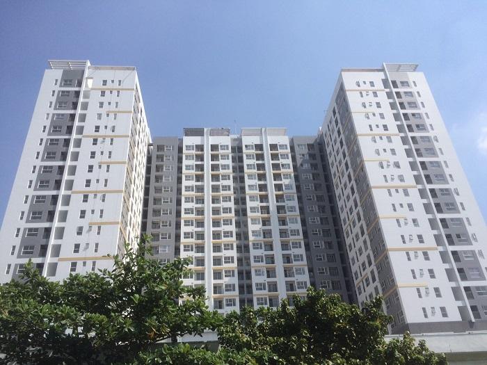 Cho thuê căn hộ chung cư Galaxy 9