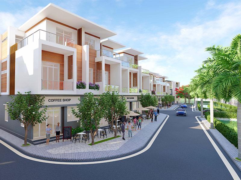 dự án đất nền The Residence 1 củ chi