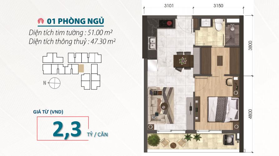 Với Khu căn hộ chung cư Saigon Asiana: Trải nghiệm không gian xanh giữa lòng TP.HCM