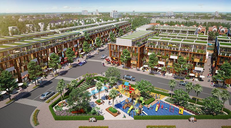 Long Thành Central