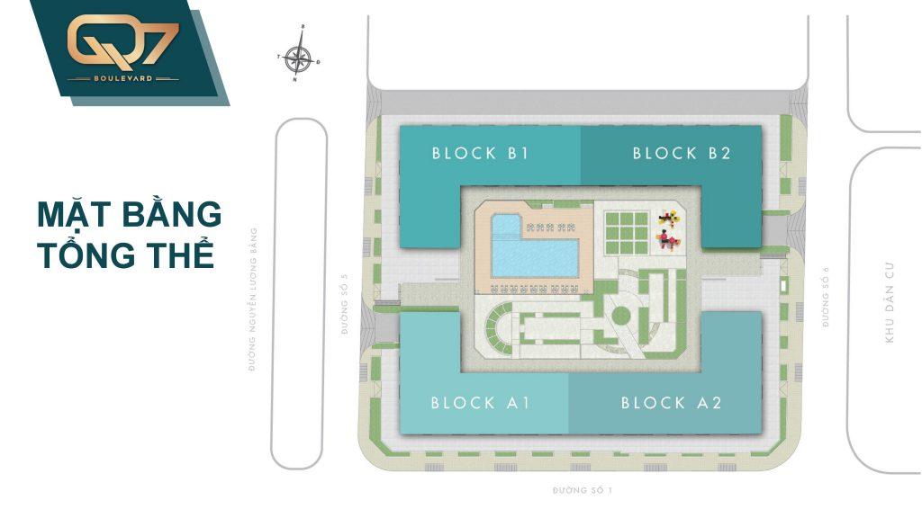 """Khám phá """"thành phố xanh"""" Dự án chung cư cao cấp Q7 Boulevard"""