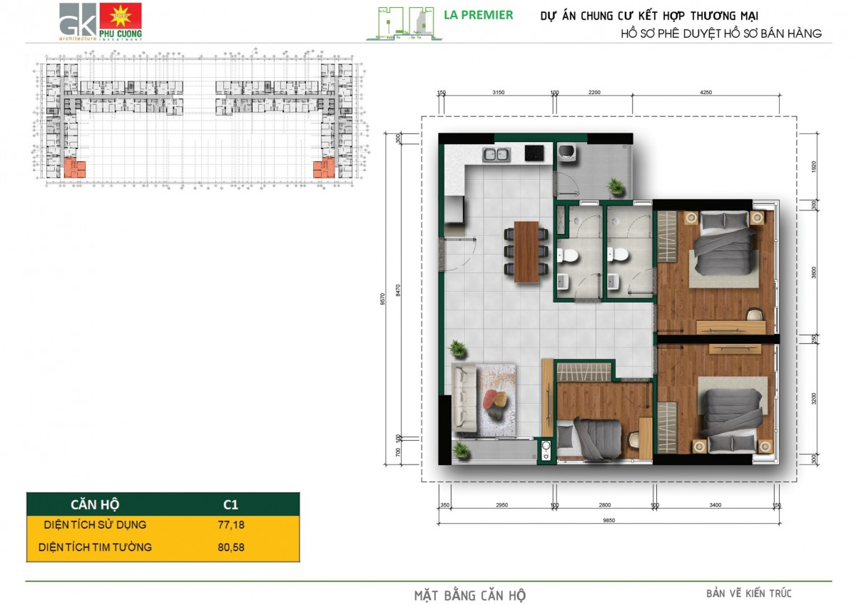 dự án căn hộ La Premier Quận 2