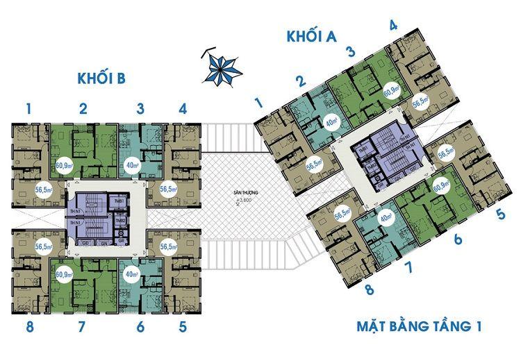 Cho thuê căn hộ chung cư Thủ Thiêm Sky giá rẻ tại Thảo Điền