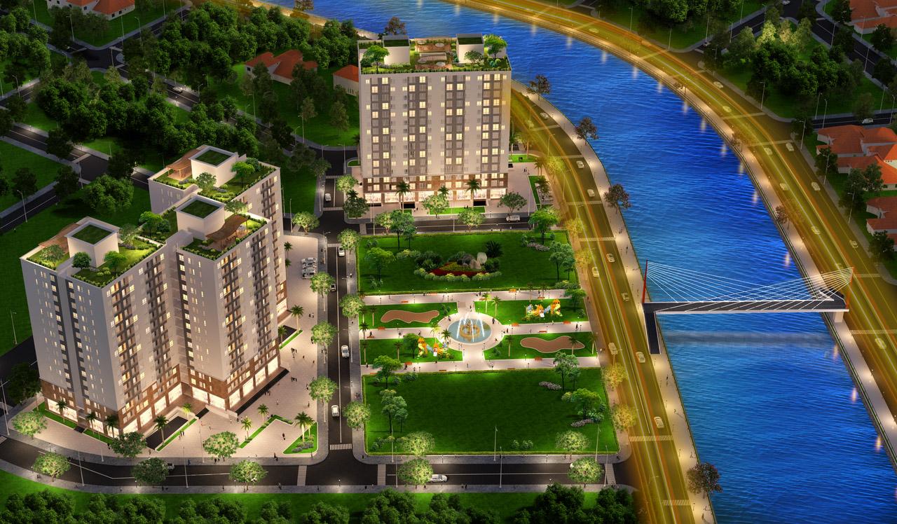 Cho thuê căn hộ chung cư Starlight Riverside