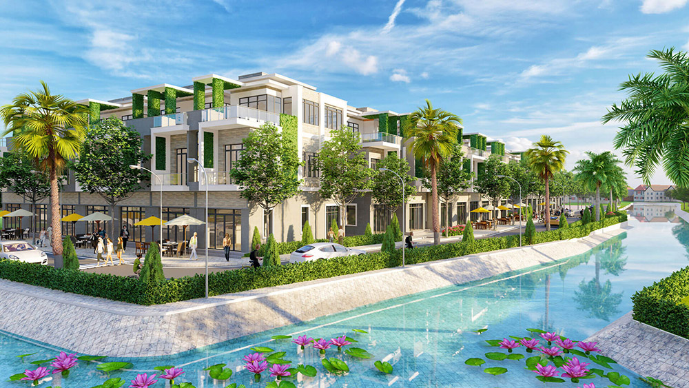 dự án đất nền The Residence 2 Củ Chi