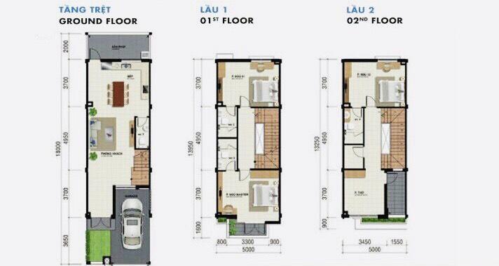 dự án nhà phố và biệt thự Venita Park
