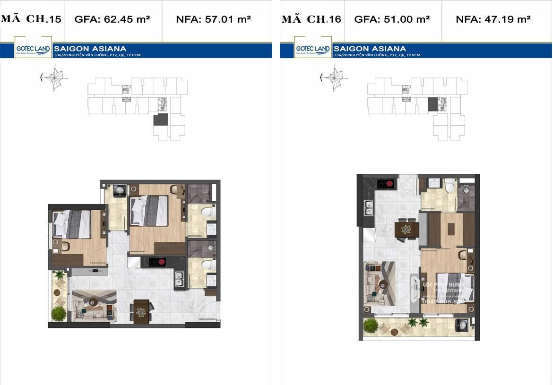 Trải nghiệm căn hộ đa chức năng tại Dự án chung cư cao cấp Saigon Asiana