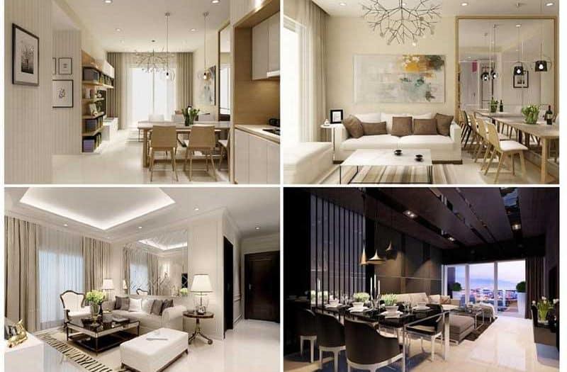 Cho thuê căn hộ chung cu Galaxy 9