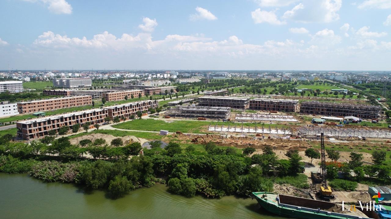 dự án nhà phố và biệt thự La Villa Green City